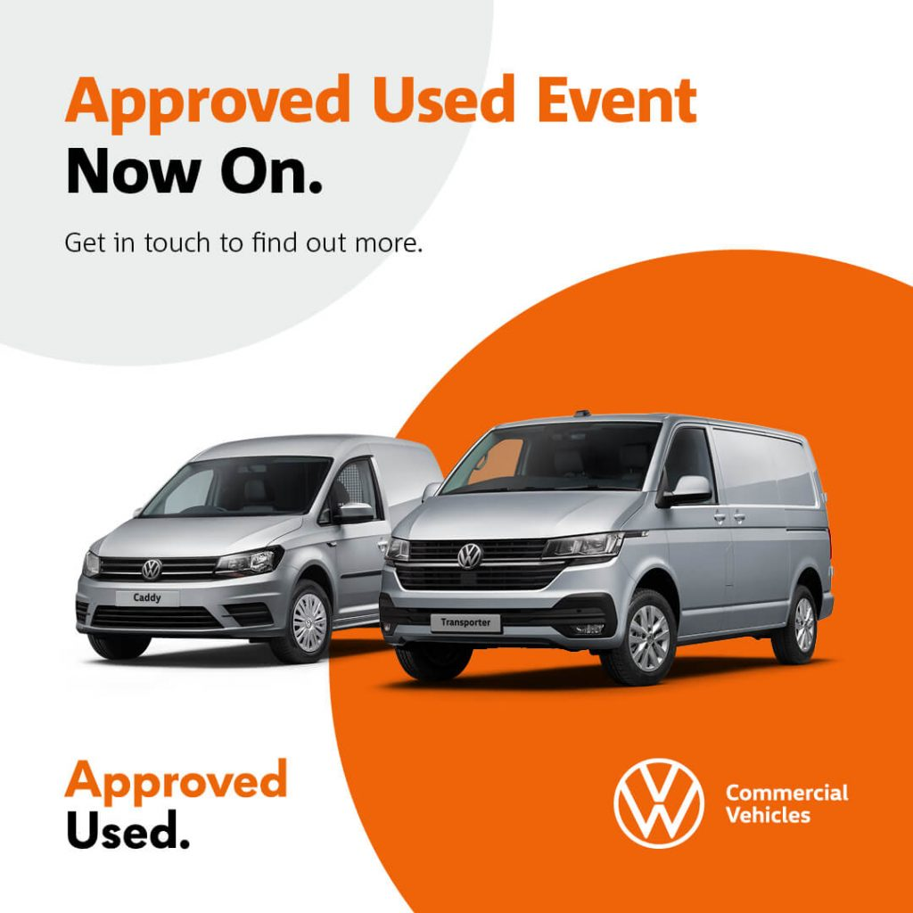 VW Approved Used Event Now On